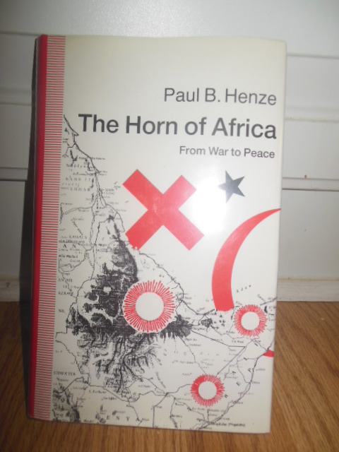 Image for The Horn of Africa: From War to Peace
