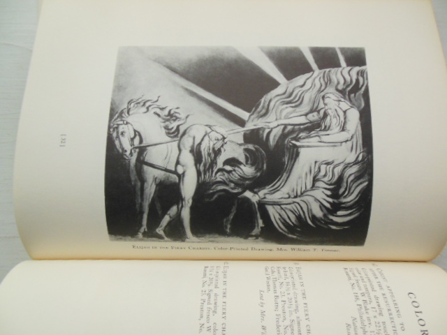 Image for The Art of William Blake Bicentennial Exhibition  October 18th Through December 1st, 1957