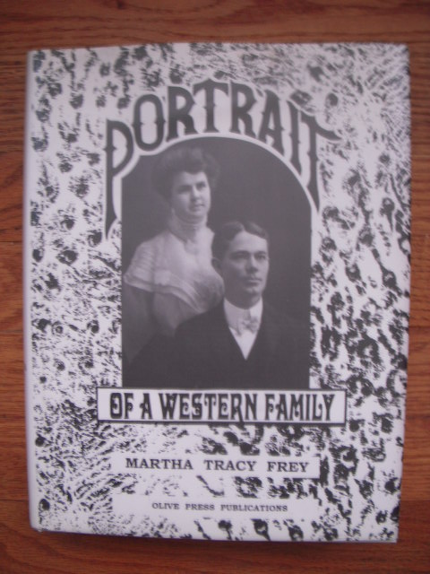 Image for Portrait of a Western Family