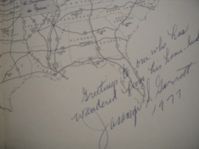 Image for Bountiful Bootheel Borning; A History in Narrative Verse  (SIGNED)