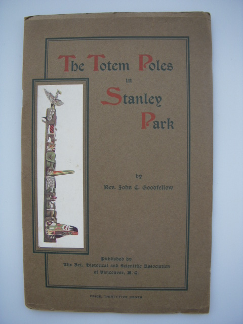 Image for The Totem Poles in Stanley Park