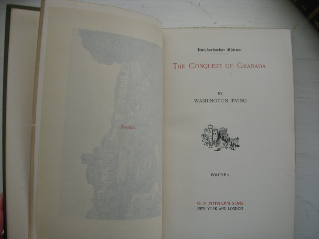 Image for The Conquest of Granada (two volume set)