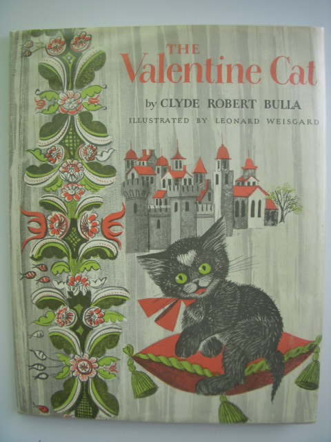 Image for The Valentine Cat