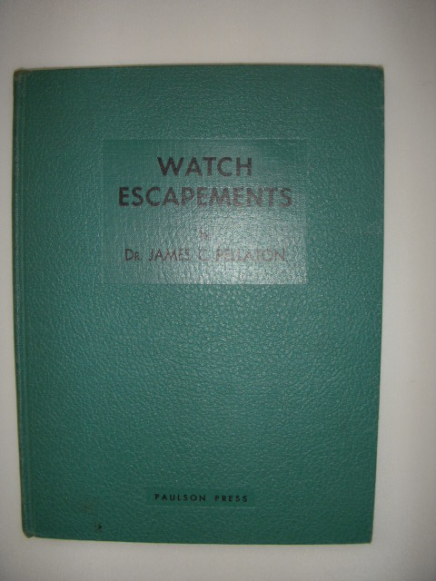 Image for Watch Escapements