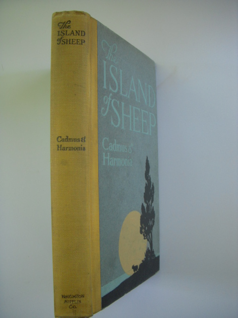 Image for The Island of Sheep
