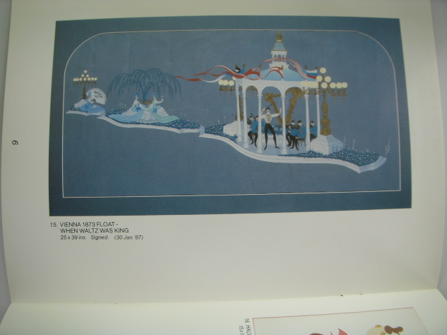 Image for Erte Exhibition 1987/88 (Price Sheet Laid-in)