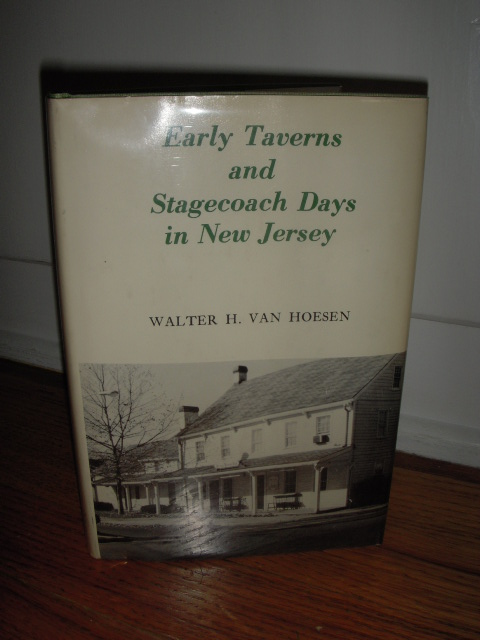 Image for Early Taverns and Stagecoach Days in New Jersey
