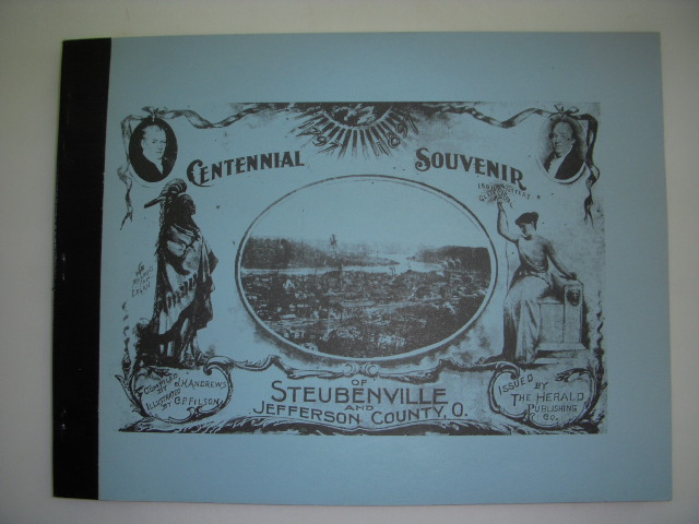 Image for Centennial Souvenir of Steubenville and Jefferson County, Ohio