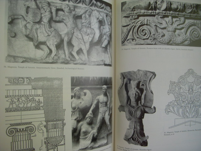 Image for Hellenistic Architectural Sculpture: Figural Motifs in Western Anatolia and the Aegean Islands