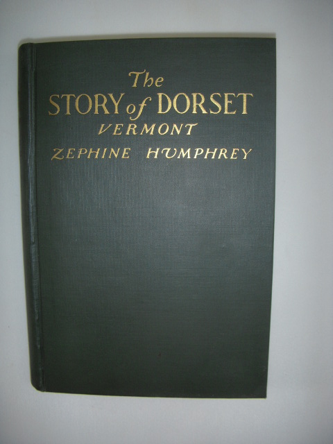Image for The Story of Dorset, Vermont