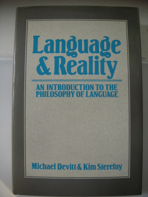 Image for Language and Reality: An Introduction to the Philosophy of Language