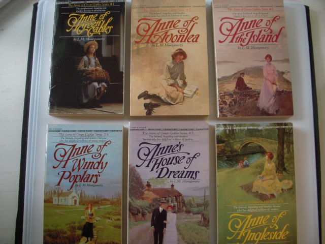 Image for The Anne of Green Gables Series (Volumes 1-6