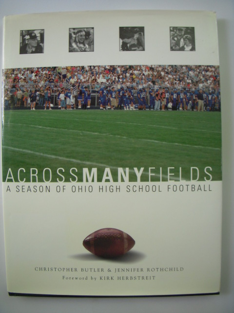 Image for Across Many Fields: A Season of Ohio High School Football