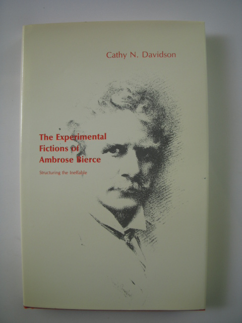 Image for Experimental Fictions of Ambrose Bierce: Structuring the Ineffable