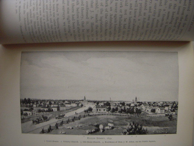 Image for A History of the City of Cleveland Its Settlement, Rise, and Progress 1796-1896