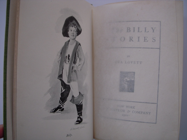 Image for The Billy Stories