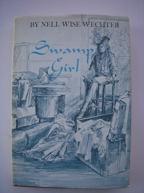 Image for Swamp Girl