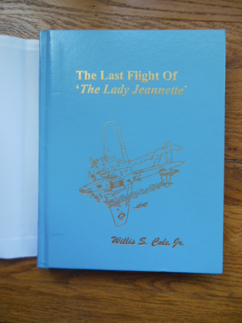 Image for The Last Flight of the Lady Jeannette