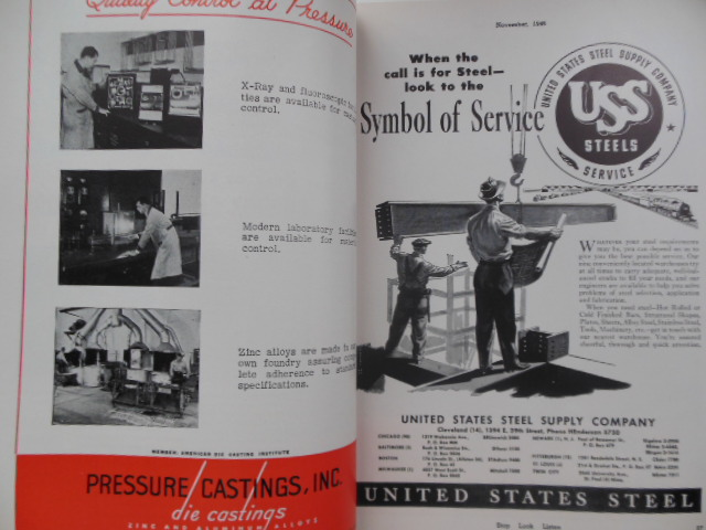 Image for The Midwest Purchasing Agent (November, 1946)