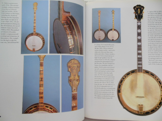 Image for Acoustic Guitars and Other Fretted Instruments: A Photographic History