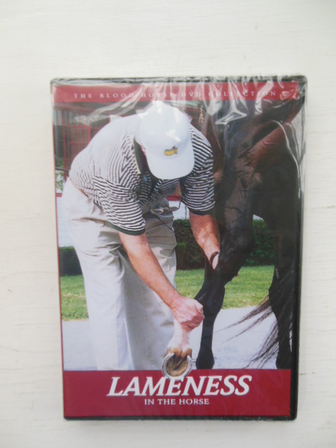 Image for Lameness in the Horse (The Blood Horse DVD Collection)