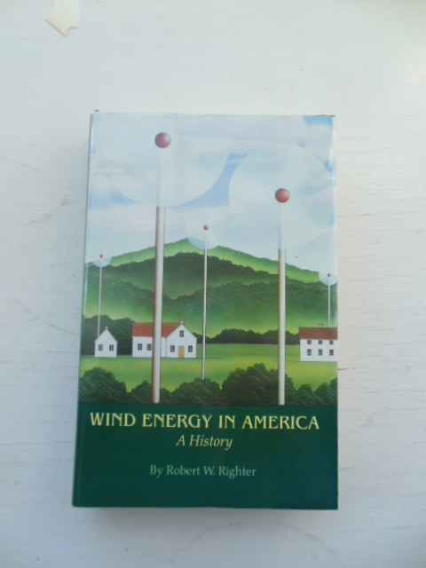 Image for Wind Energy in America: A History