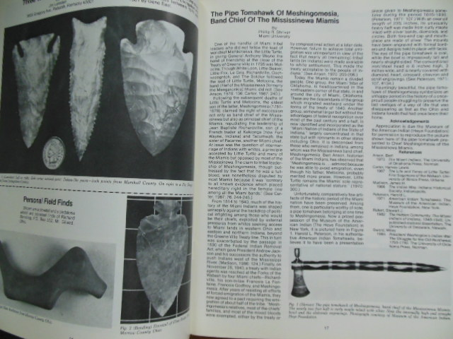 Image for Ohio Archaeologist 1988 (Four Issues, Full Run)