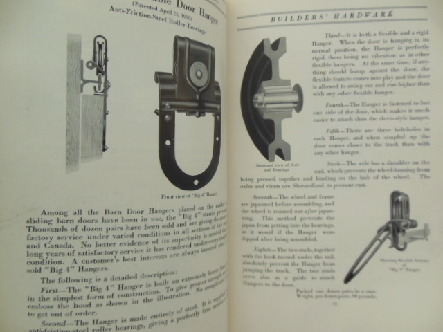 Image for National Manufacturing Builders' Hardware Catalog No. 20 with Supplement