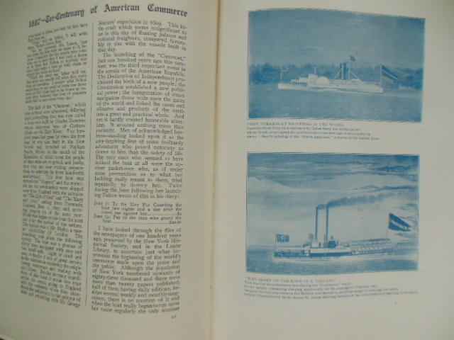 Image for The Journal of American History; Relating Life Stories of Men and Events That Have Entered Into the Building of the Western Continent  1907  (Centennial of Steam Navigation)