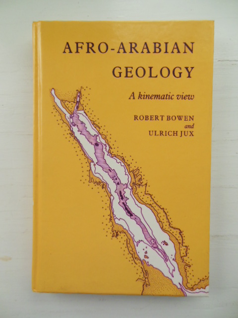 Image for Afro-Arabian Geology: A Kinematic View