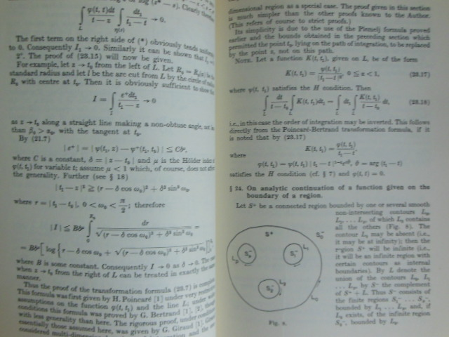 Image for Singular Integral Equations; Boundary Problems of Function Theory and Their Applications to Mathematical Physics