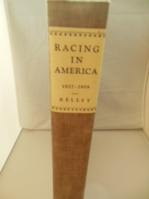 Image for Racing in America, 1937-1959