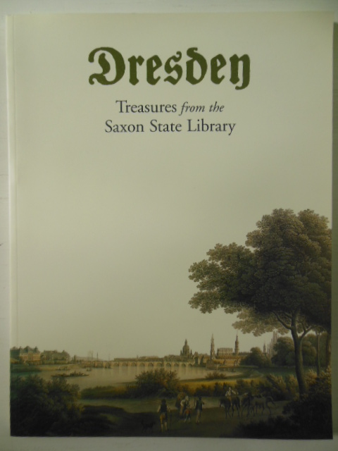 Image for Dresden: Treasures from the Saxon State Library