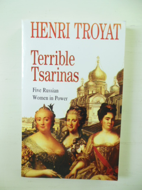Image for Terrible Tsarinas: Five Russian Women in Power
