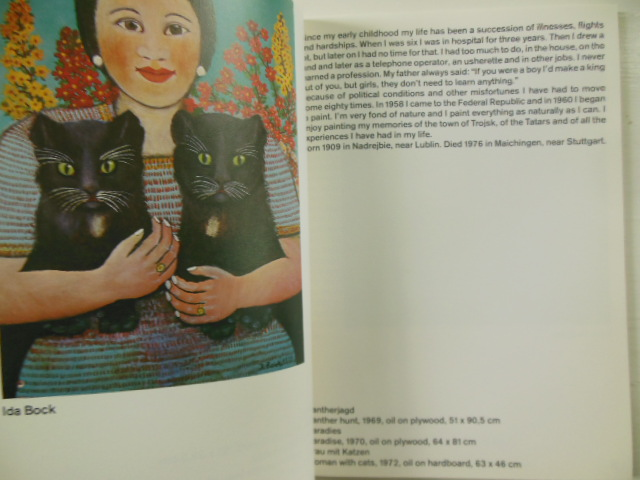 Image for Naive Painting: 89 Pictures By 32 Artists From the Federal Republic of Germany
