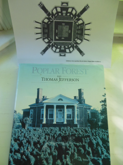 Image for Poplar Forest and Thomas Jefferson