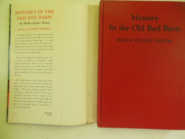 Image for Mystery in the Old Red Barn