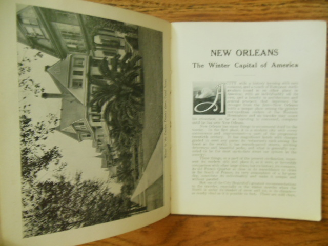 Image for Winter In New Orleans  Season 1912-1913