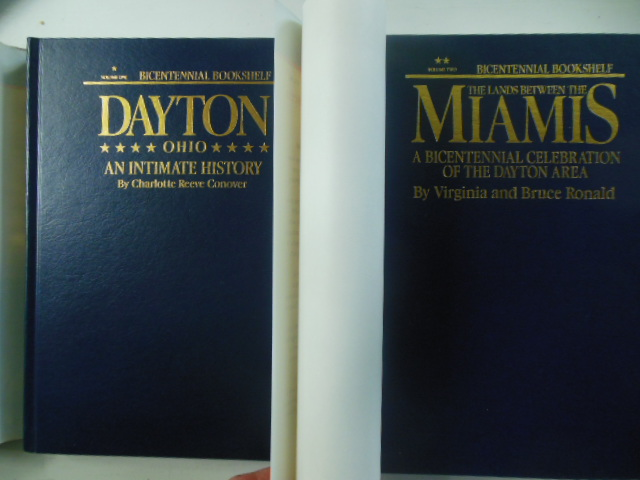 Image for Dayton, Ohio An Intimate History; The Land Between the Miamis (Two Volume Set)