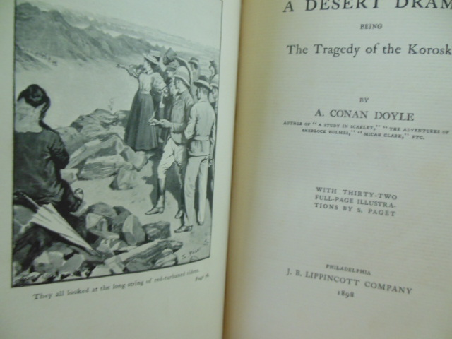 Image for A Desert Drama Being the Tragedy of the Karasko