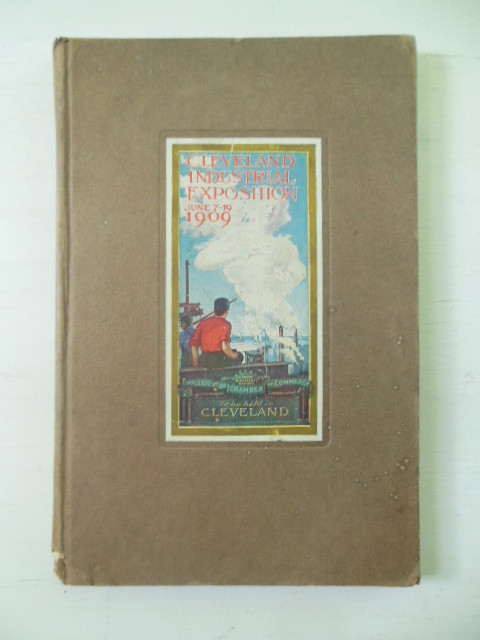 Image for Souvenir Book of the Cleveland Industral Exposition  June 7-19-1909