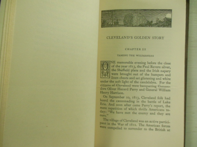 Image for Cleveland's Golden Story (In Original Envelope)