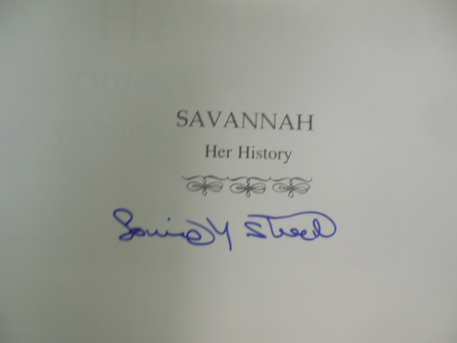 Image for Savannah: Her History As Seen by the Artist