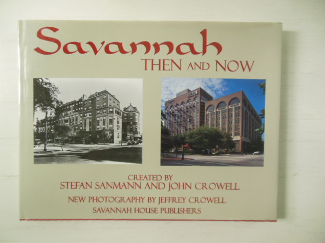 Image for Savannah Then and Now