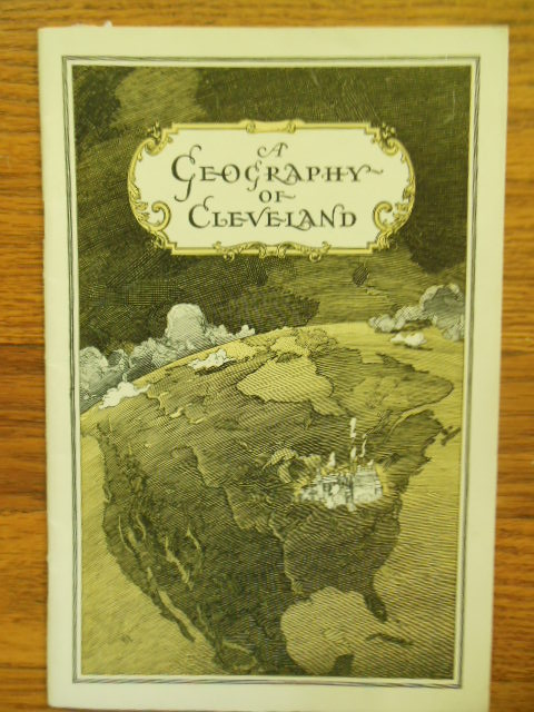 Image for A Geography of Cleveland