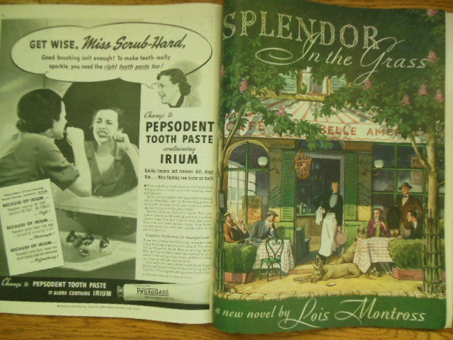 Image for Splendor in the Grass (Pictorial Review Magazine Combined with the Delineator June, 1937)