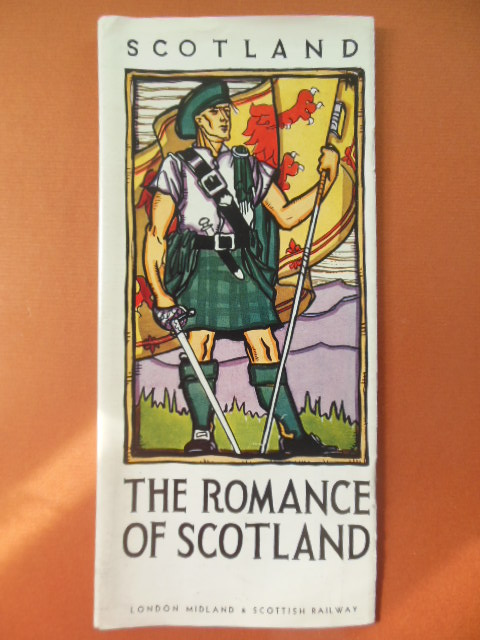 Image for The Romance of Scotland (Vintage Travel Brochure)