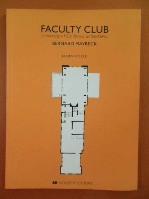 Image for Faculty Club University of California at Berkeley