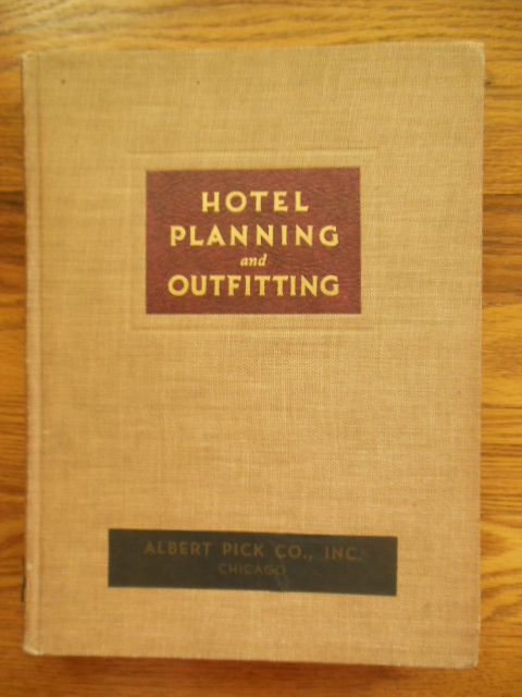 Image for Hotel Planning and Outfitting