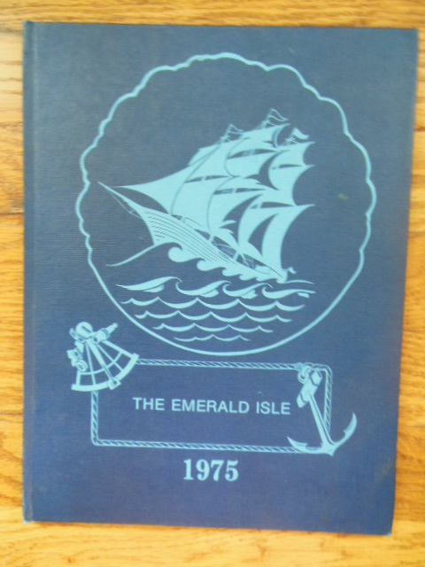 Image for The Emerald Isle Kelleys Island School Yearbook 1975  (Ohio)